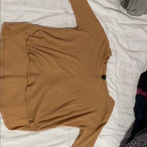 Cozy long sleeve